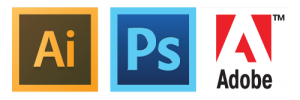 Adobe Suite: Photoshop, Illustrator, Acrobat...
