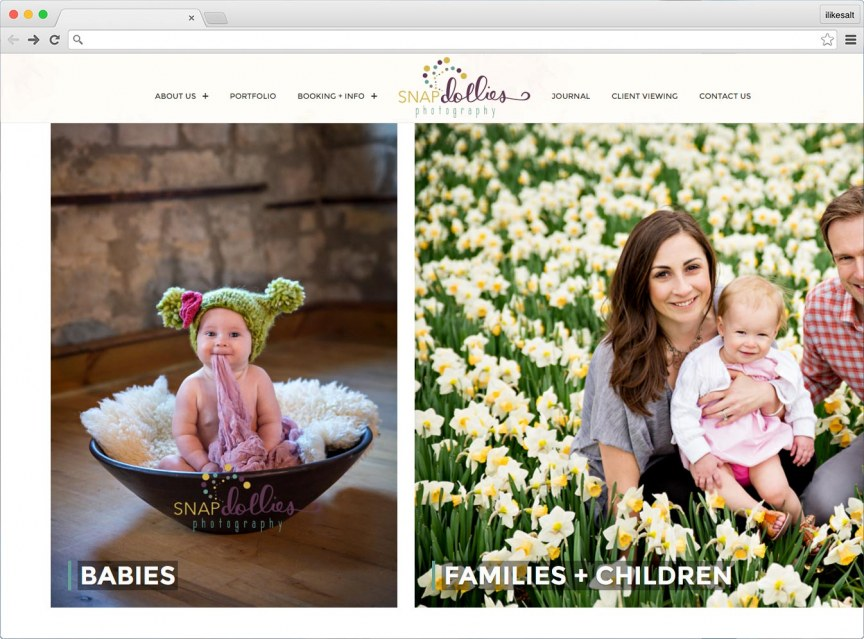 Snap Dollies Site
